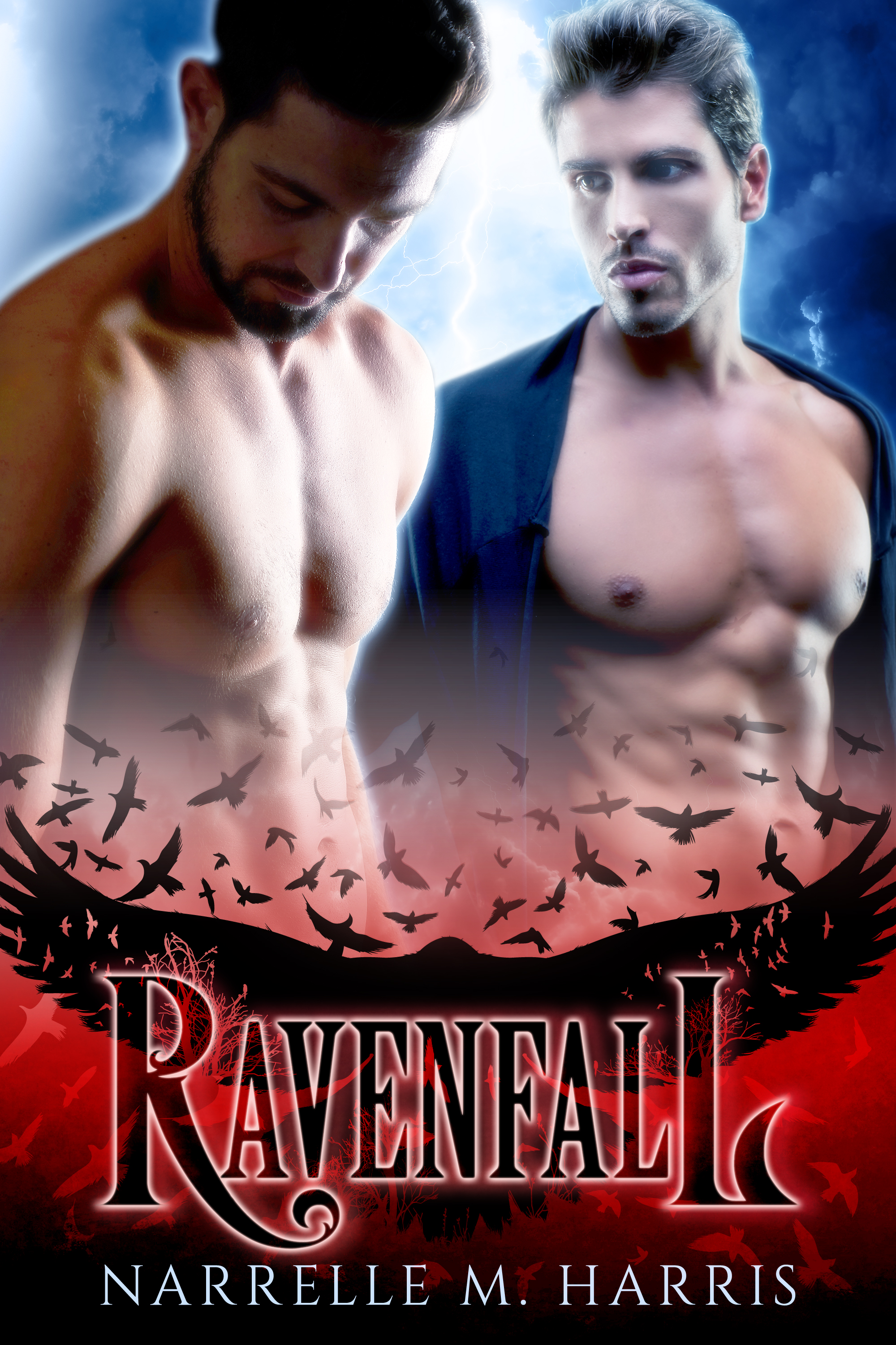 Ravenfall: Signed book