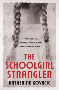 Cover of The Schoolgirl Strangler